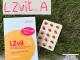 แอลซีวิต กิฟฟารีน, Giffarine LZvit, LZvit plus A, ลูทีนและซีแซนทีน